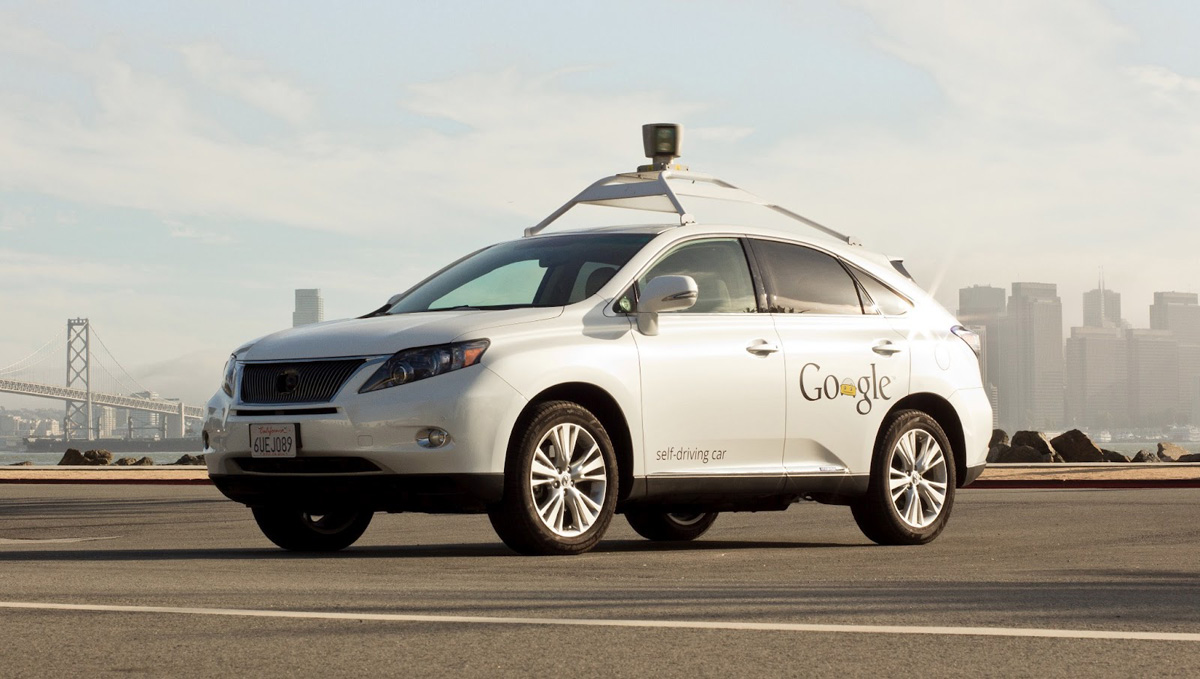 Driverless Cars Can Get California Licenses?