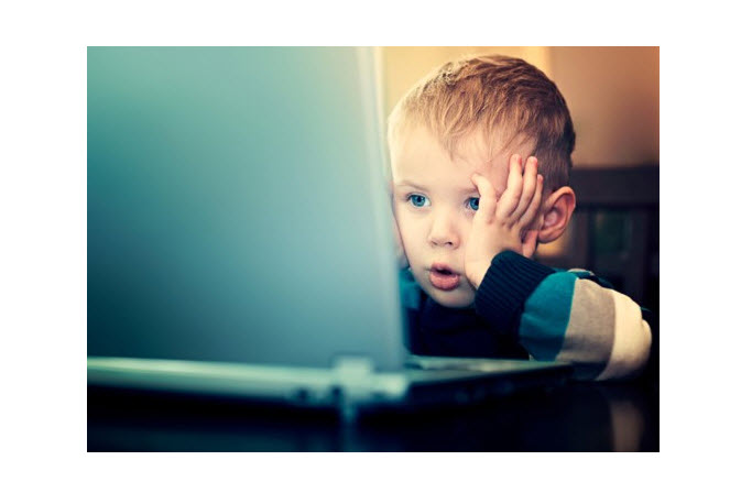 How to Protect Young Kids Online