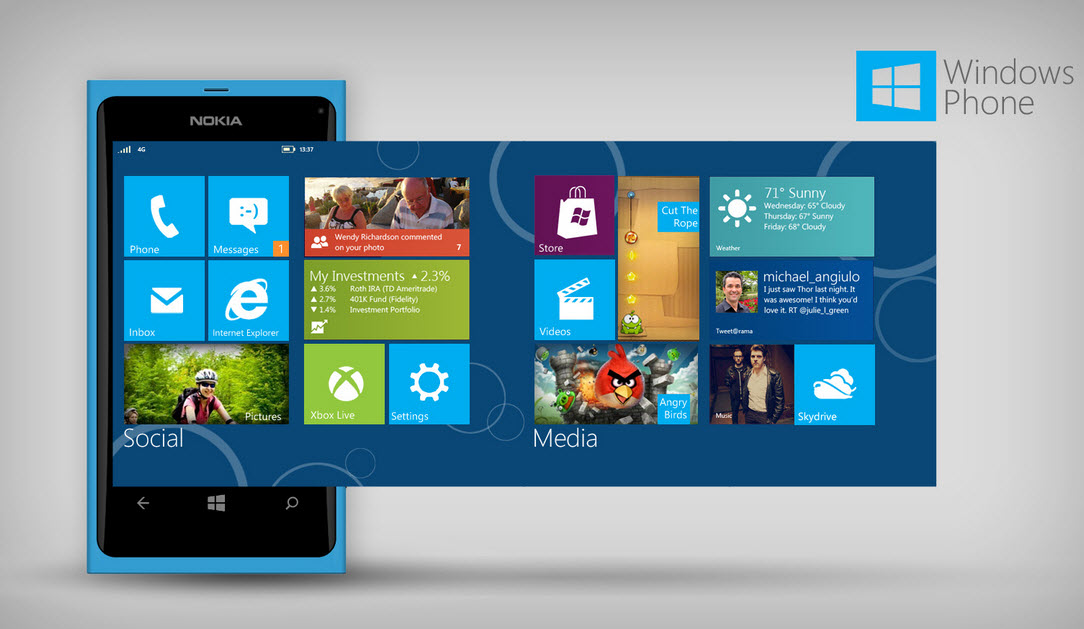 The Best Apps for Windows Phones