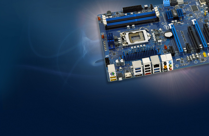 Intel Motherboard Division closing for PCs
