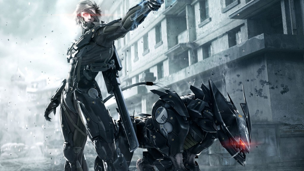 A Look at Metal Gear Rising: Revengeance