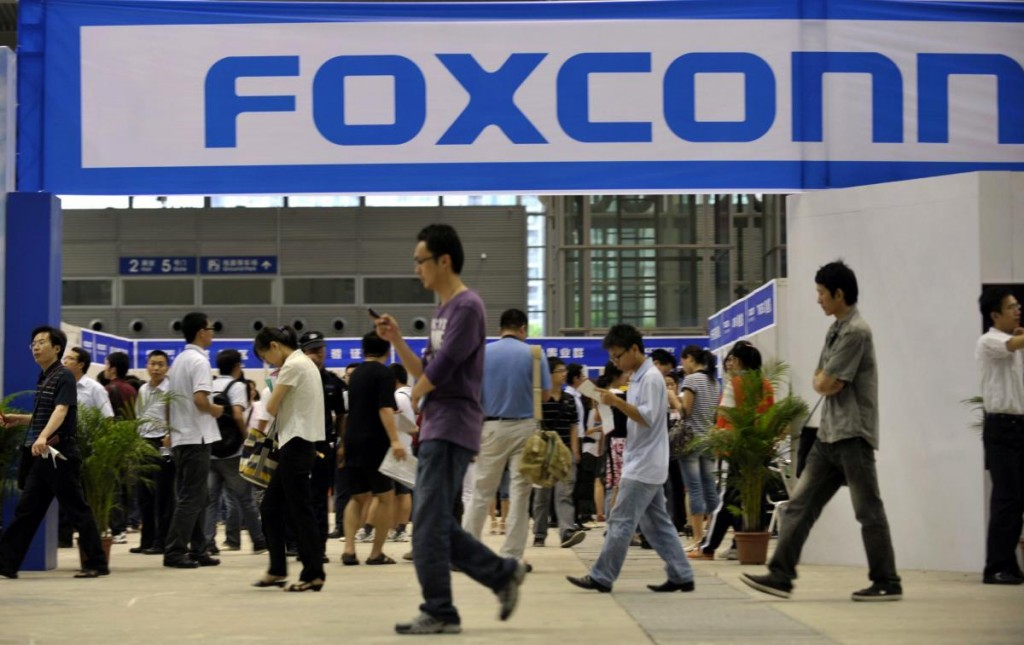 Robots To Blame For Foxconn Hiring Freeze Not iPhone 5