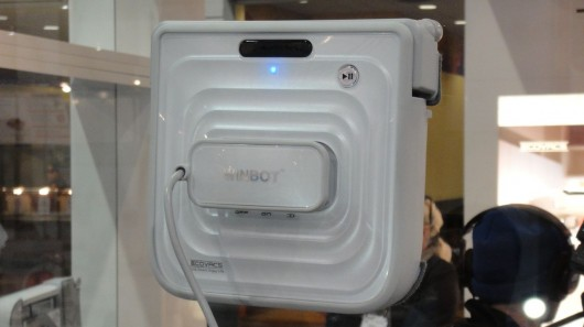 Winbot – The Window Cleaning Robot