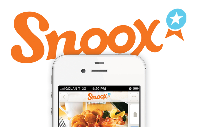 Snoox: Recommendations for Your Friends