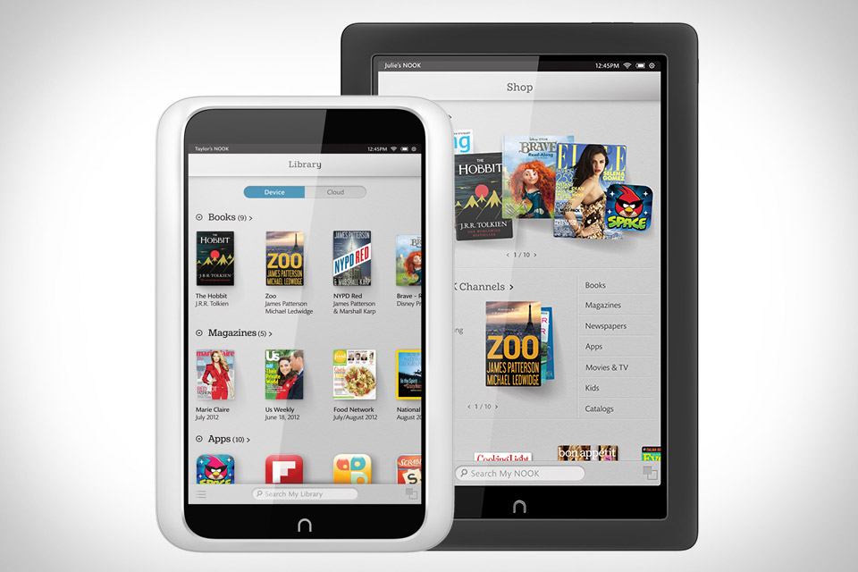 Nook In-App Purchases