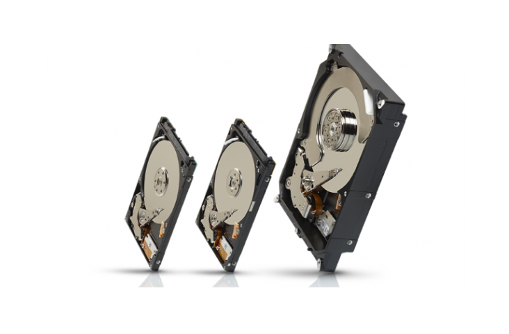Seagate Introduces a New Hard Drive