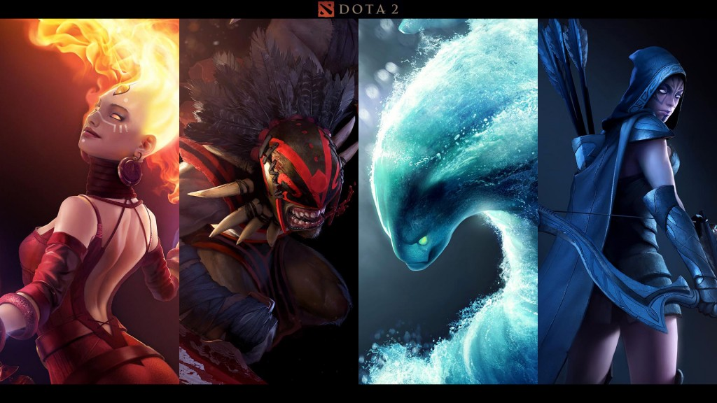 Dota 2 is in Beta