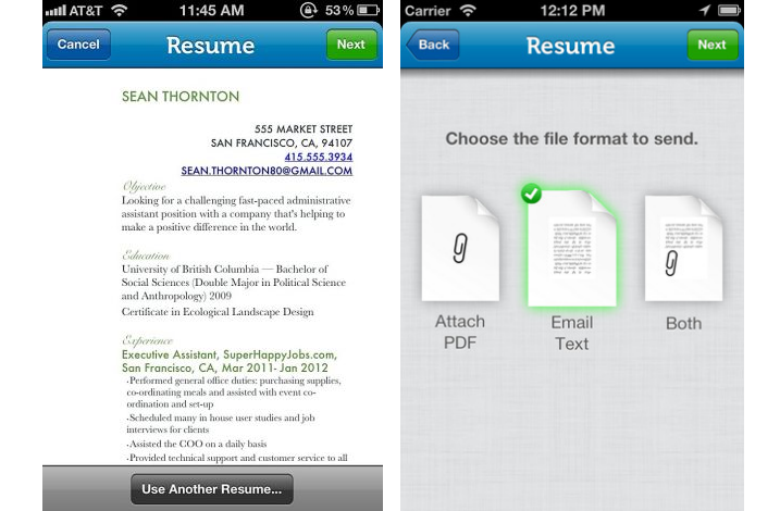 Proven: A Job Search App Proven to Help You Get a Job