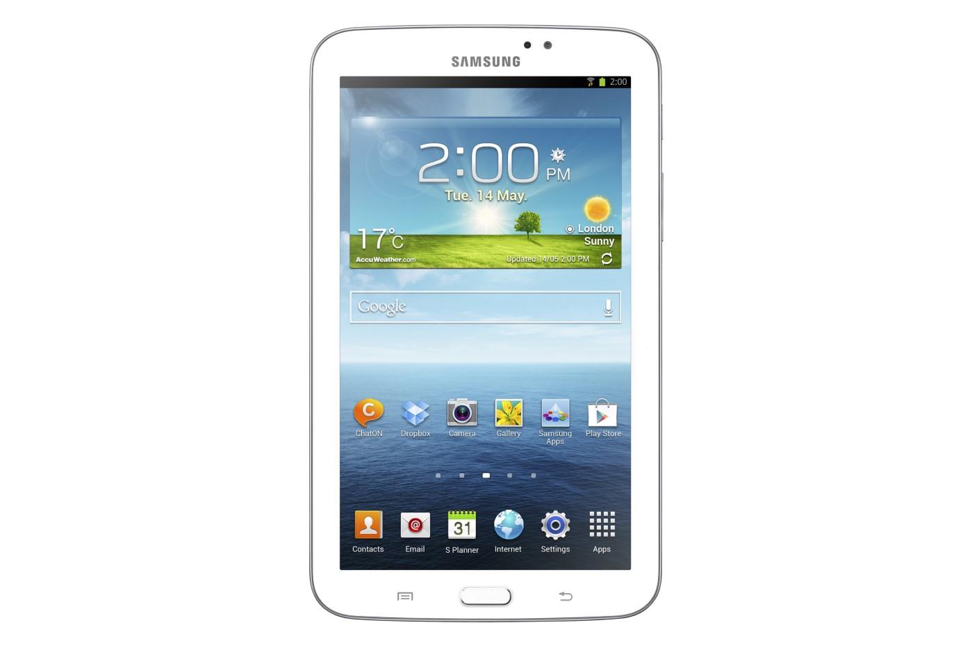 Samsung Unveils Galaxy Tab 3