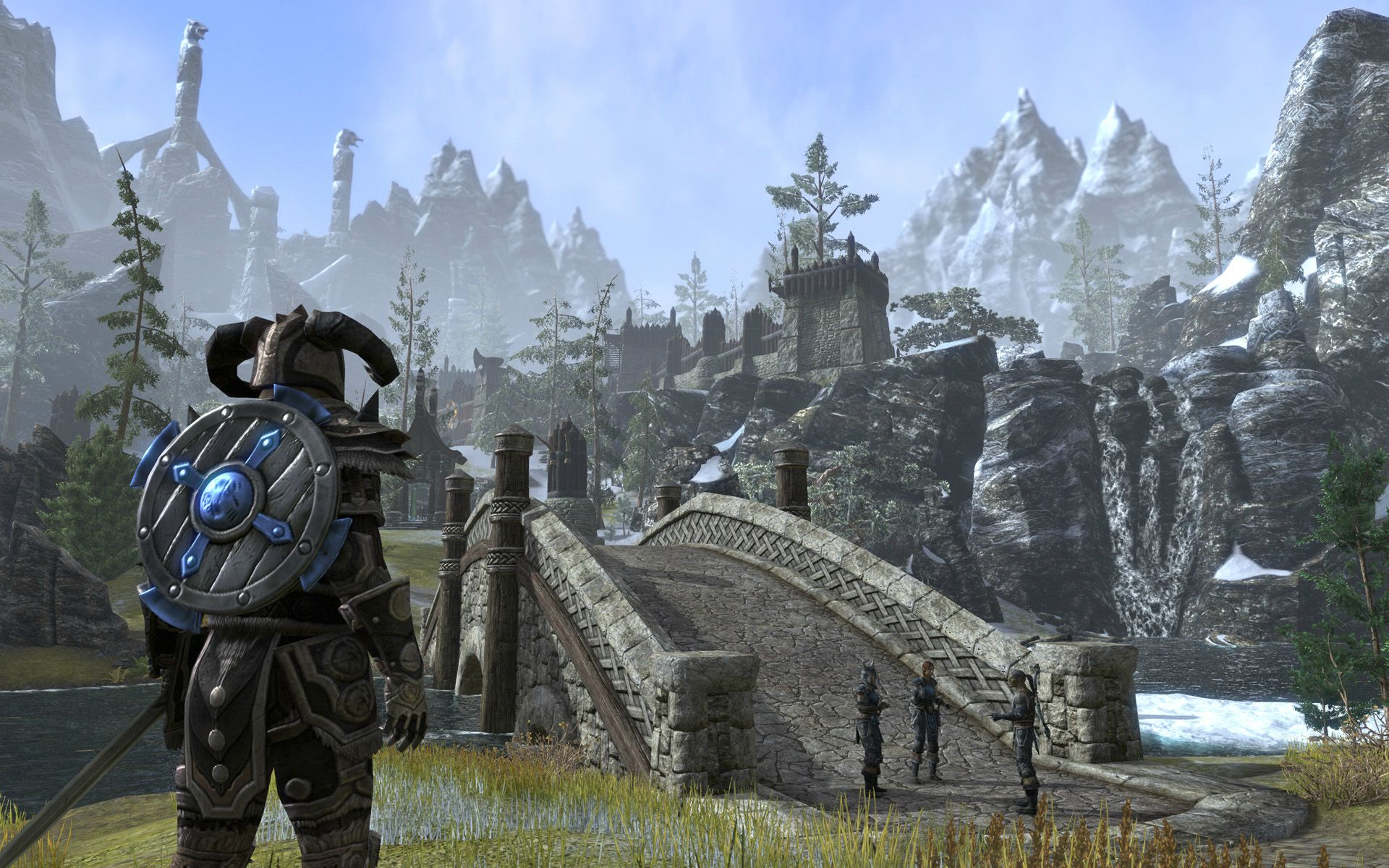 The Elder Scrolls Online: What to Expect