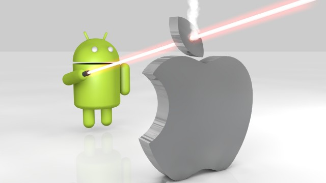 AnDroiD-Vs-Apple-3d-Android-Apple-Droid-Ipad-Iphone