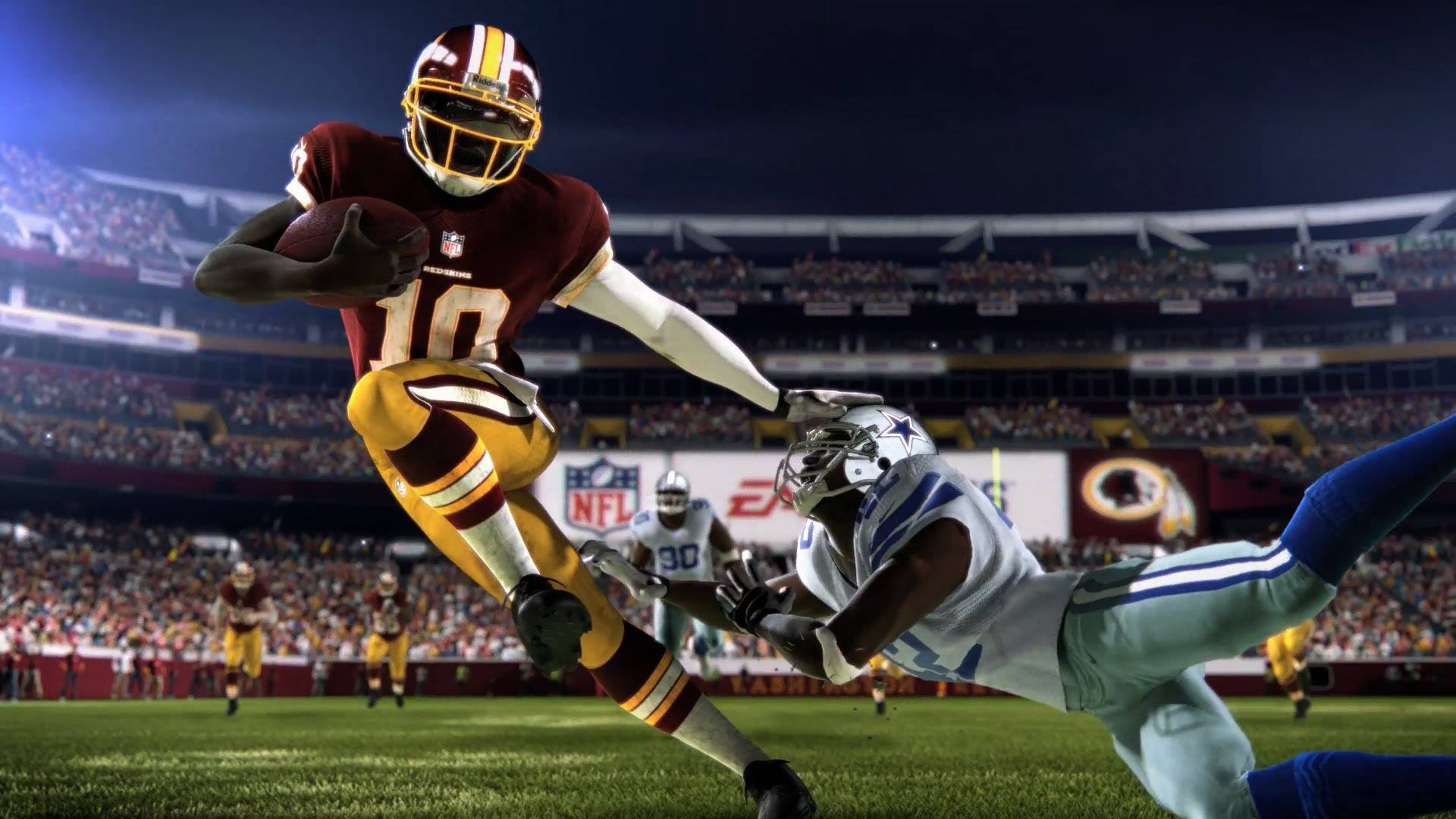 EA Sports Ignite, the Next-Gen Game Engine