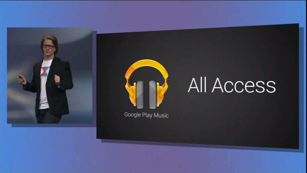 Google All Access: Unlimited Music Streaming