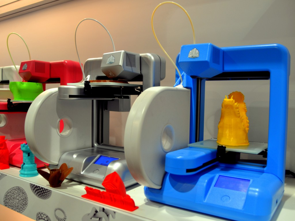 Staples Starts Selling Cube 3D Printers
