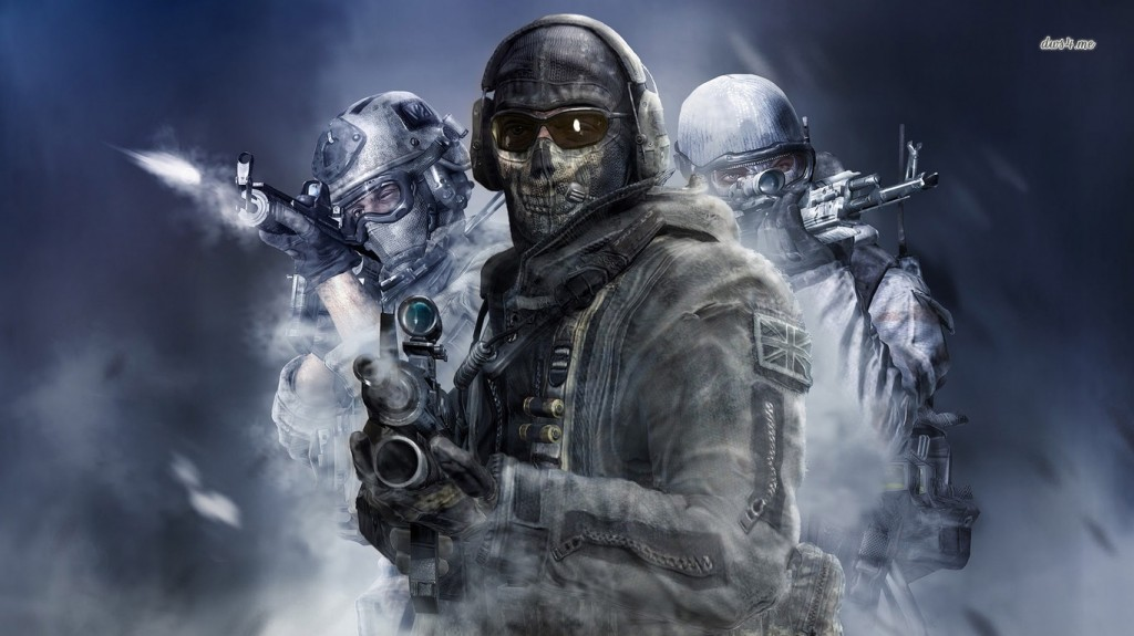 Call of Duty Ghosts to Be Released November 5