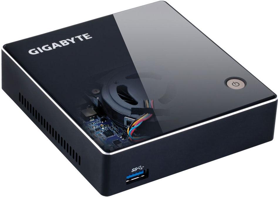 Gigabyte Launches BRIX Mini-PC