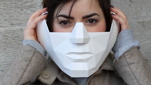 The Masks that Give Superhuman Powers