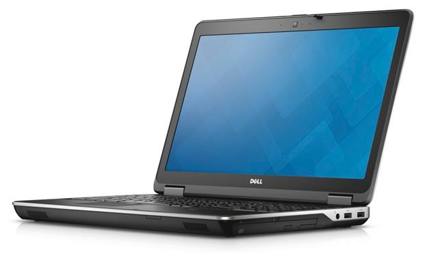 Dell's New Latitude E6540 Laptop Has Security Features and Intel Haswell Processors