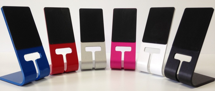 SETA Smartphone Stand Works with Any Model