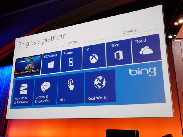 Bing Open To Developers