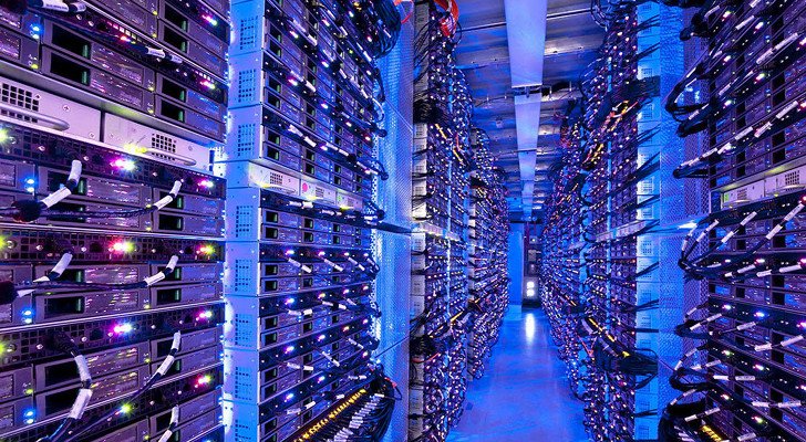 Microsoft's One Million Servers: What Are They For?