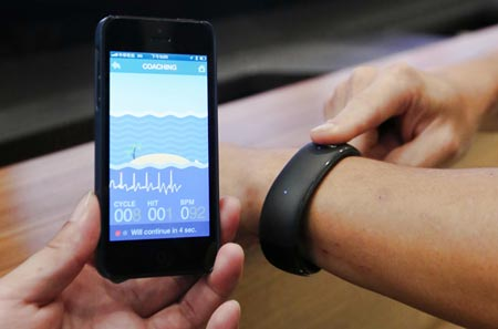 iPhone-compatible smartwatch Foxconn