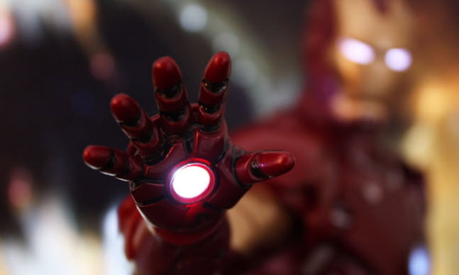 Elon Musk Building A Gesture Based System Like Iron Man