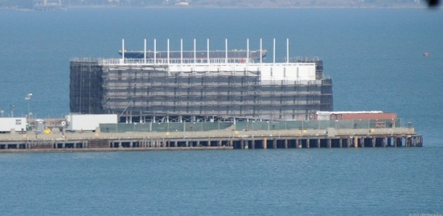 Is This Google's Floating Data Centre?