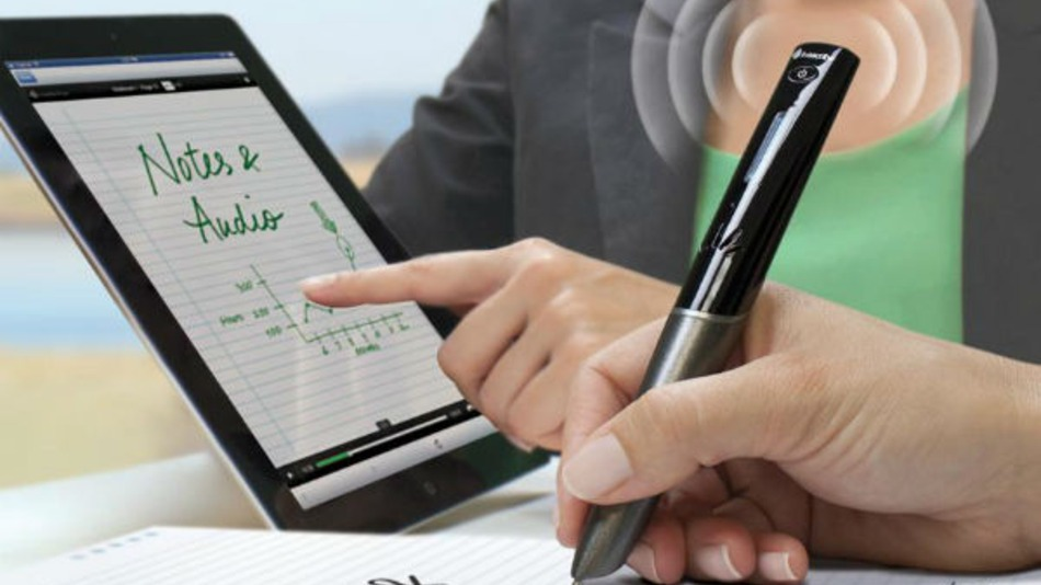 Livescribe 3 Pen Sends Handwritten Notes Straight To Your iPad
