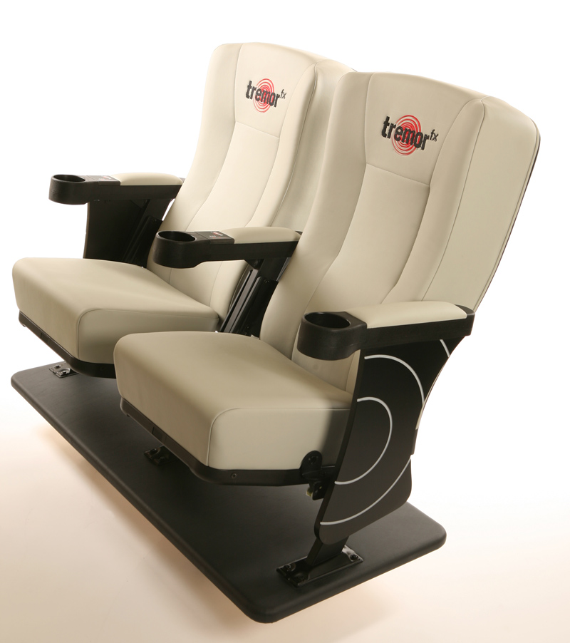 Home Theater Chairs Help Users To Really 'Feel' The Action