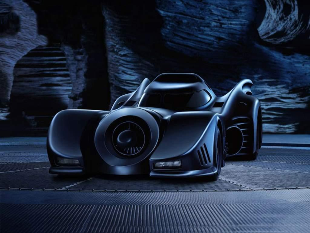 Buy The Batmobile!