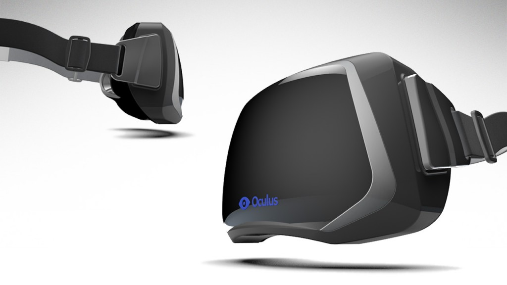 Oculus Rift Brings Virtual Reality To Gamers