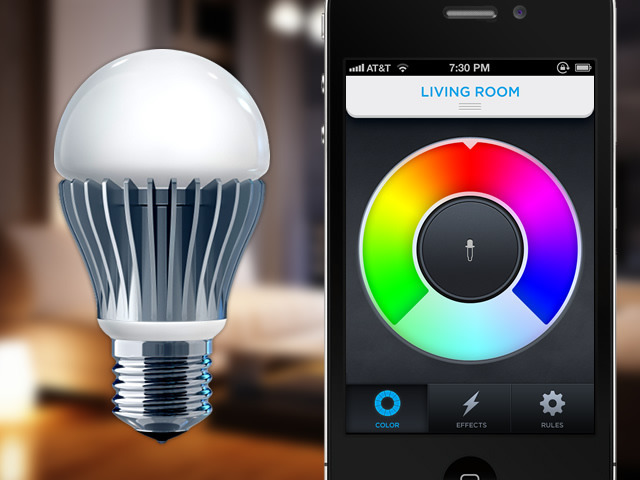 Philips Hue Competitor LIFX Now Available