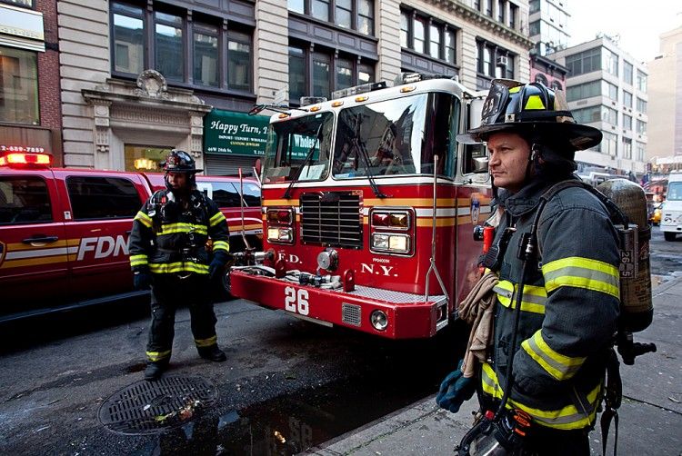 The New Way New York City Is Fighting Fires