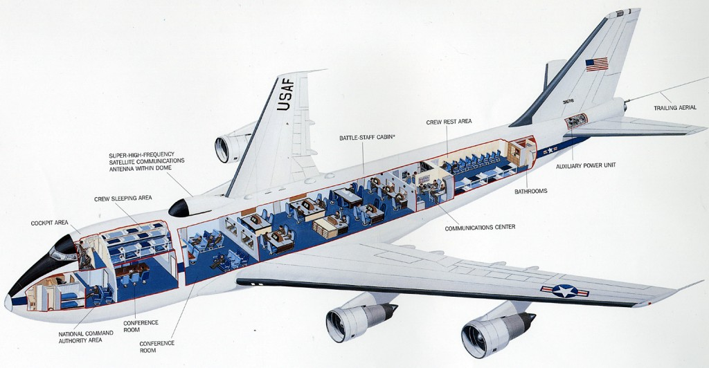 Take A Look At The Boeing Plane That Protects The US's Leaders