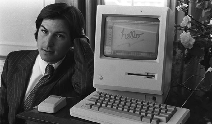It's 30 Years Since The First Apple Mac