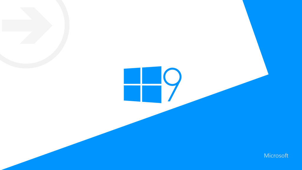 Windows 9 Will Be Here April 2015 Says Microsoft