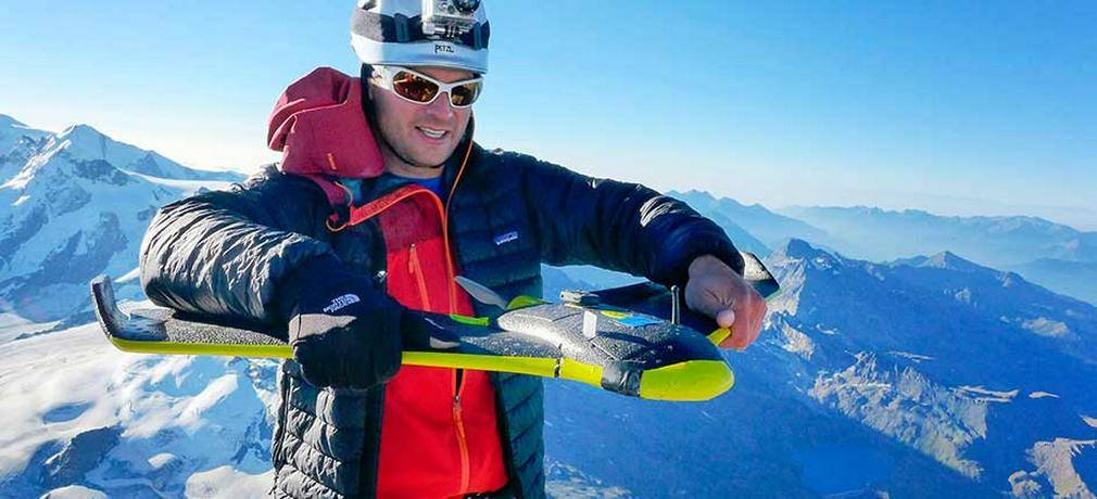 Drones Are Mapping The Globe For New Game