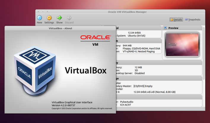 How To Use Snapshot in VirtualBox