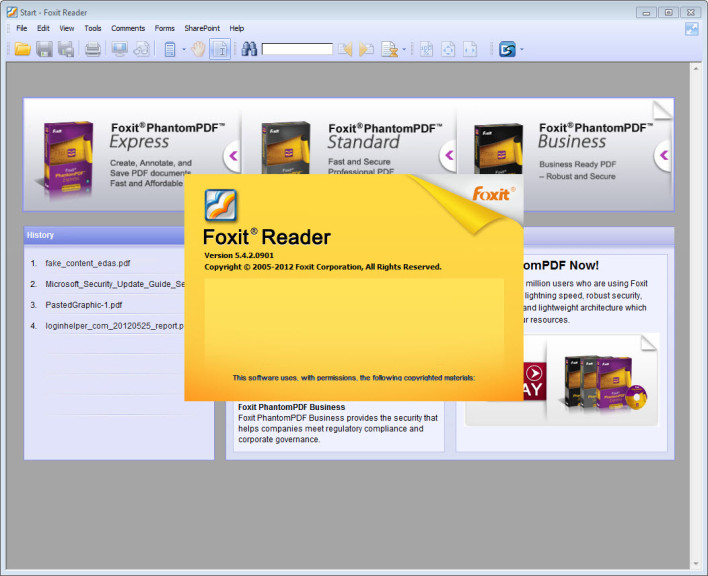 Download The Latest Version Of Foxit Reader - FileHippo News