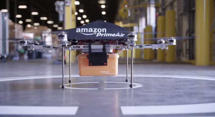 Amazon Prime Air Drone Program