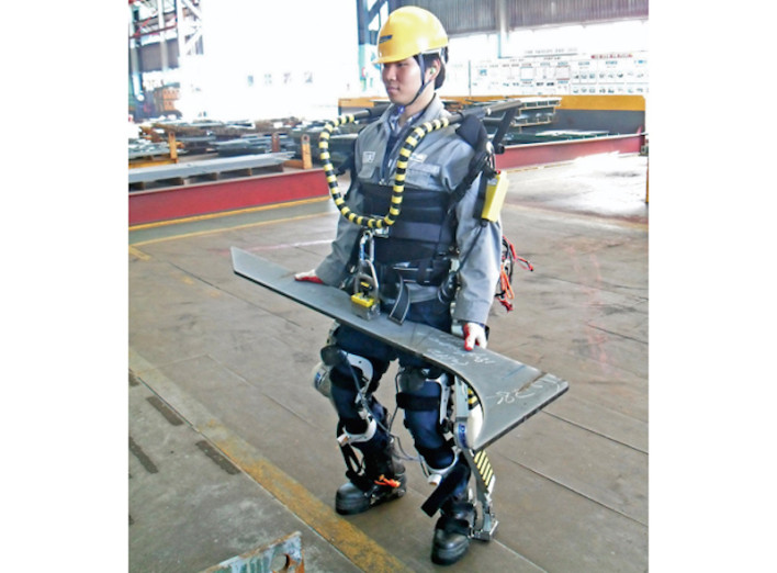 These Robotic Suits Give You Super Strength