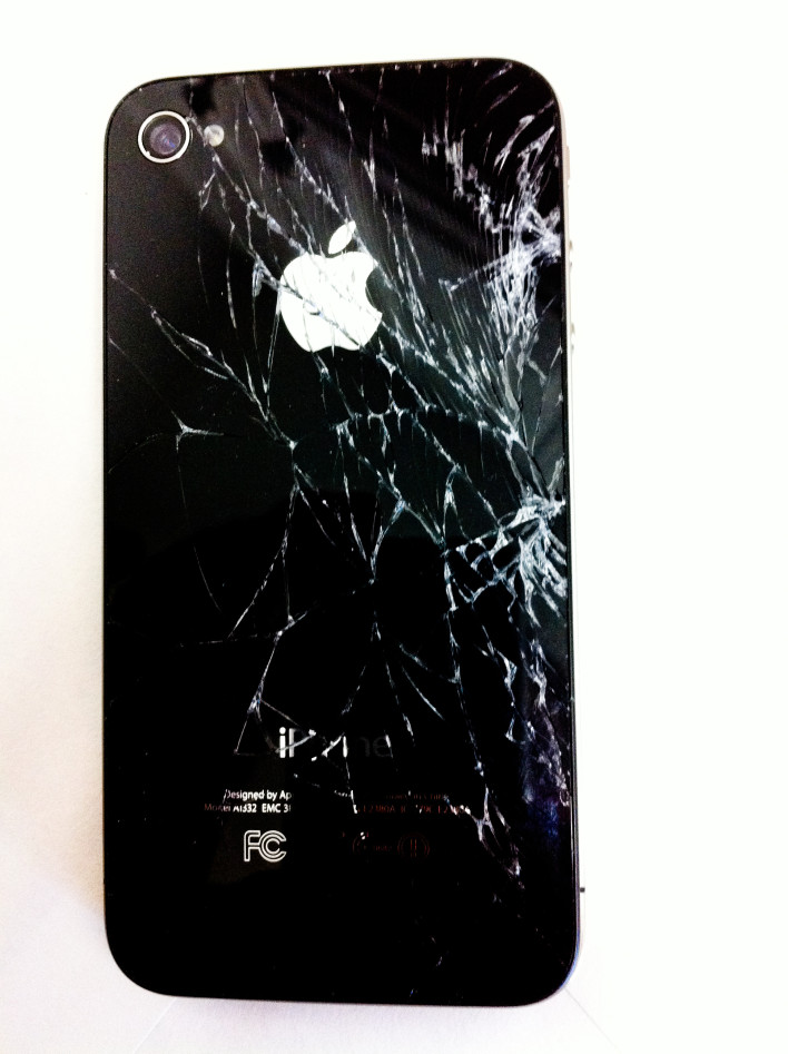 Study Shows That Half Of Us Use Damaged Phones