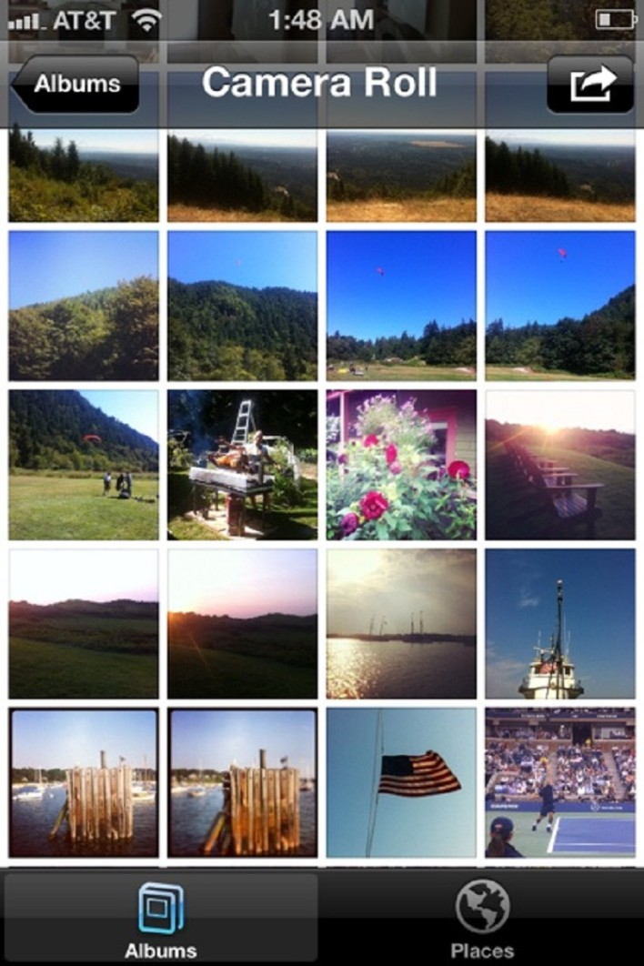 IS Camera Roll Coming Back With iOS 8.1?