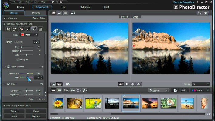 Need A Photo Editing Suite? Get PhotoDirector