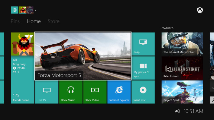 New Xbox One Update Will Let You Take Screenshots
