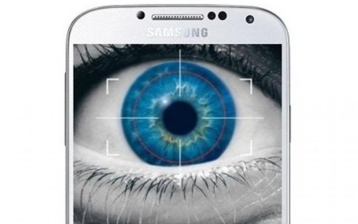 Samsung and SRI Team Up To Manufacture Iris Recognition Devices