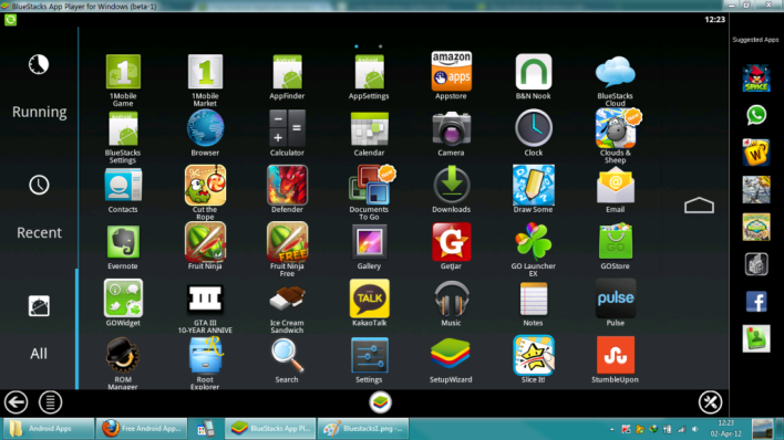 BlueStacks App Player Takes Your Mobile Apps To Your PC