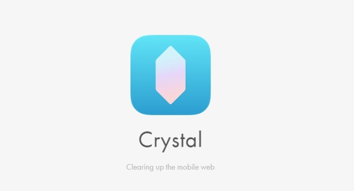 Crystal iOS Ad-Blocker Now Paid To Show Ads.
