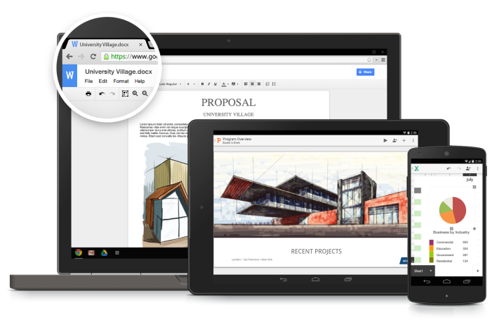 Google's Software Suite Is Free To Win Over Office Fans